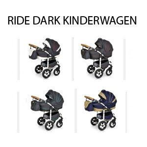 RIDE DARK Kinderwagen